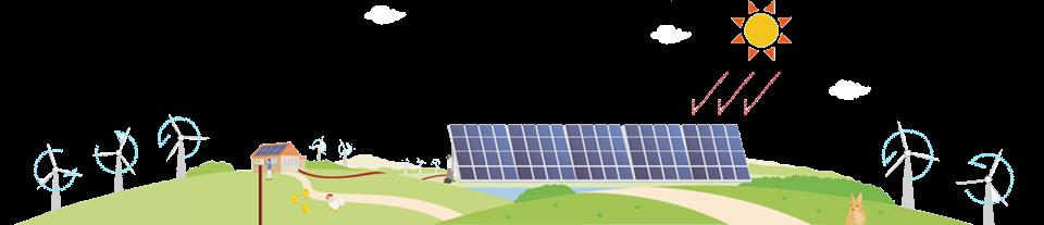 太陽光モニタリングシステム いつどこモニタ