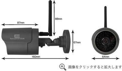固定式カメラ