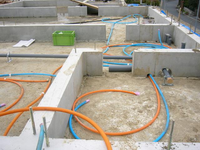 給水管・給湯管の更新工事